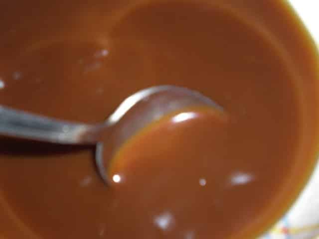 Mezclar caf%C3%A9 - Tarta de palmeritas