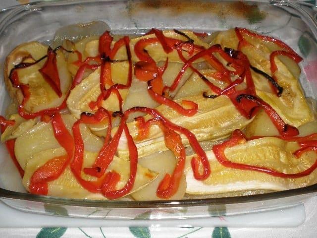 Vegetales al horno 3 - Vegetales al horno