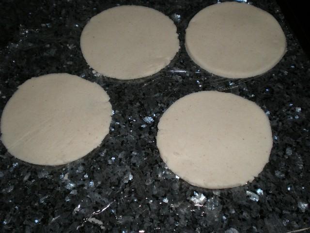 Tortitas - Tortitas de maíz fritas (2)