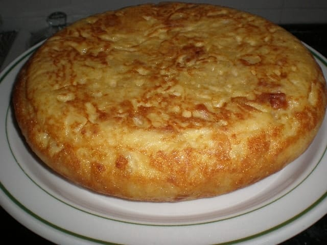 Tortilla de papas 1 - Tortilla de papas