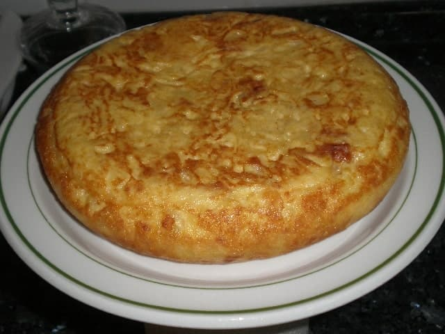Tortilla de papas 2 - Tortilla de papas