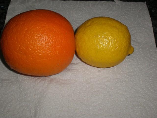 Naranja y limón - ▷ Torta de pan con cítricos 🍞