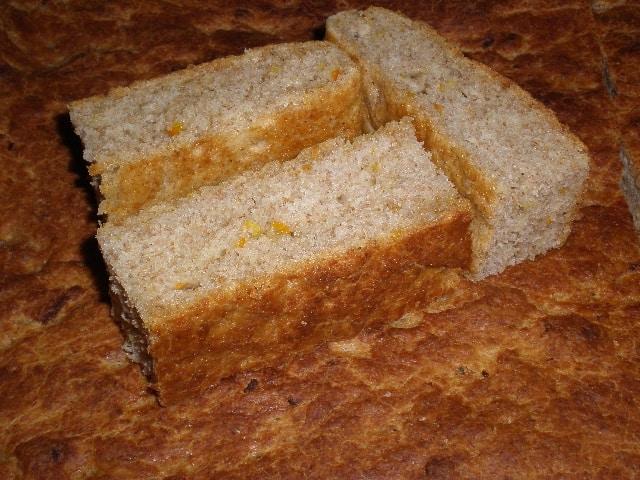 Torta troceada 2 - ▷ Torta de pan con cítricos 🍞