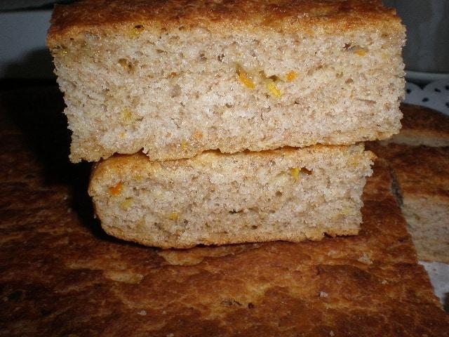 Torta troceada 3 - ▷ Torta de pan con cítricos 🍞