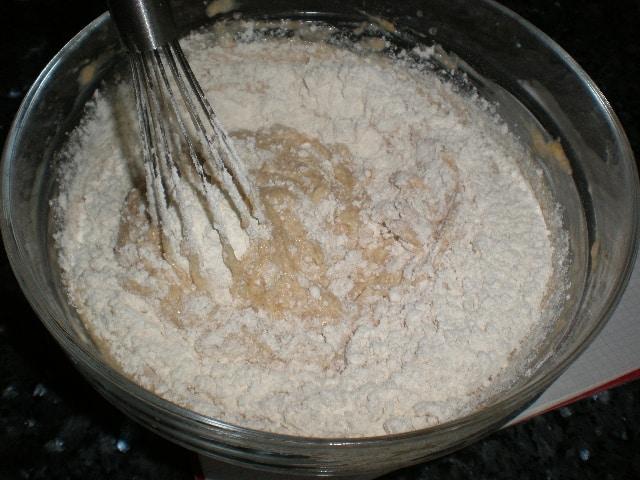 Mezclar harina fuerza 1 - Queque de naranja