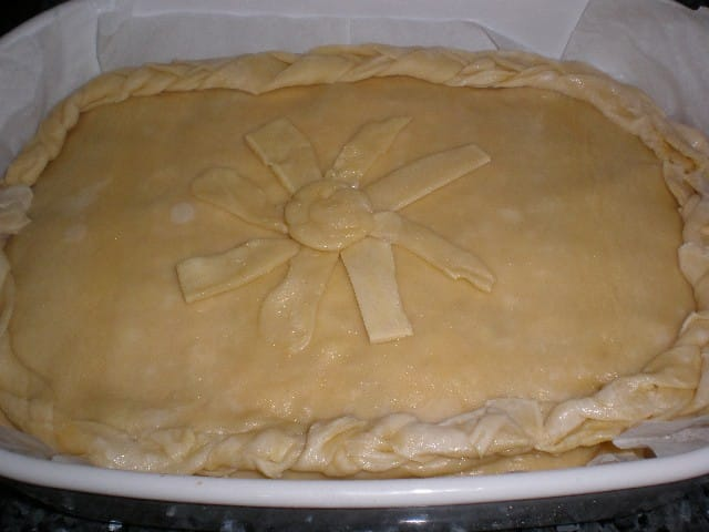 Empanada decorada - ▷ Empanada boloñesa 🥟