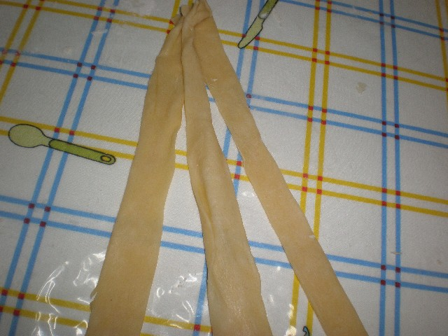 Hacer trenza 1 - ▷ Empanada boloñesa 🥟