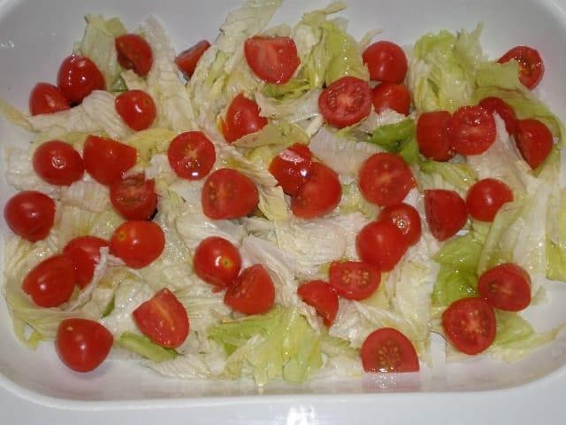 Ensalada cherry