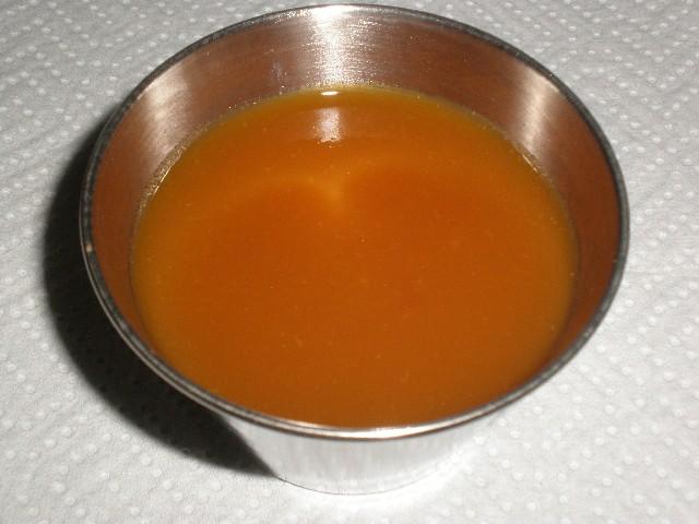 Gelatina de papaya con agar agar 1 - Gelatina de papaya con agar agar