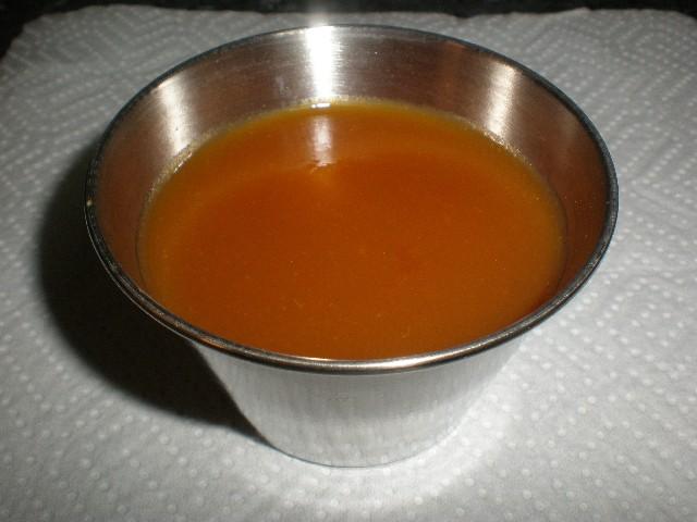 Gelatina de papaya con agar agar 2 - Gelatina de papaya con agar agar