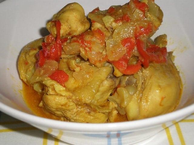 Pollo a la mandarina 3 - ▷ Pollo a la mandarina 🍗