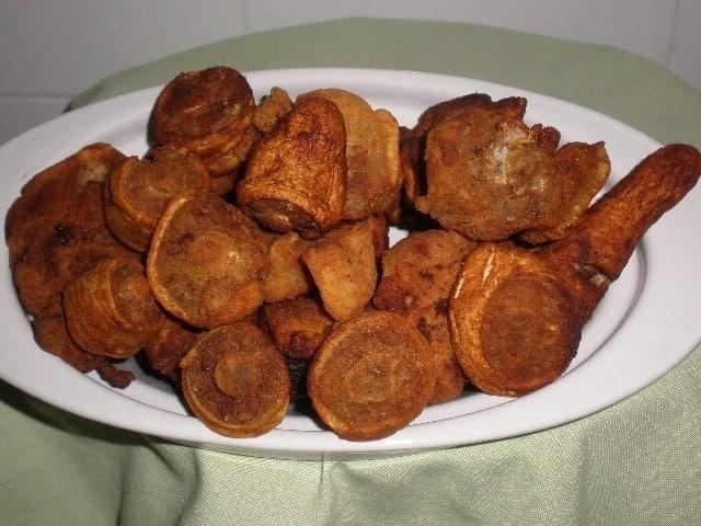 4e0aebaeae04377317c3bf7d82a6e2f0 - ▷ Rabo de cerdo enharinado frito ?