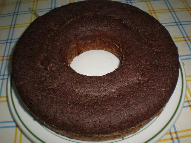 Bizcoch%C3%B3n de cacao 1 - Bizcochón con cacao