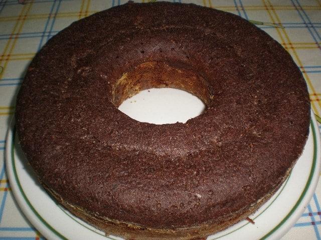 Bizcoch%C3%B3n de cacao 2 - Bizcochón con cacao