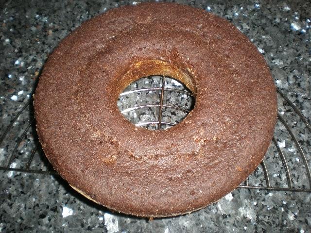Bizcoch%C3%B3n en rejilla - Bizcochón con cacao