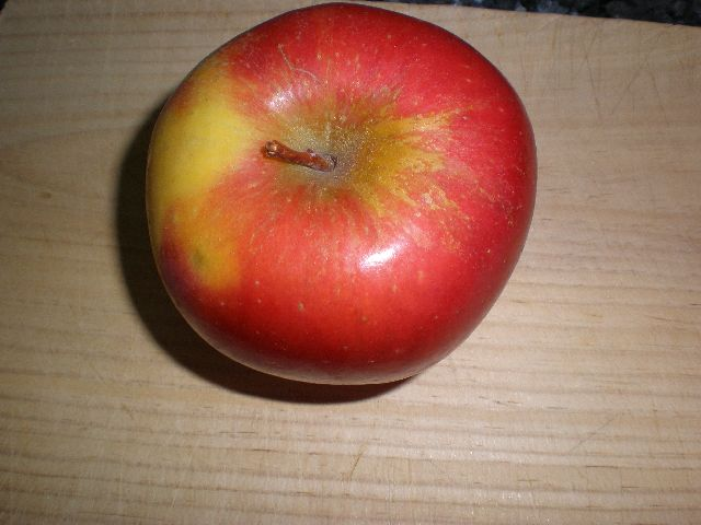 Manzana - Ensalada de espirales