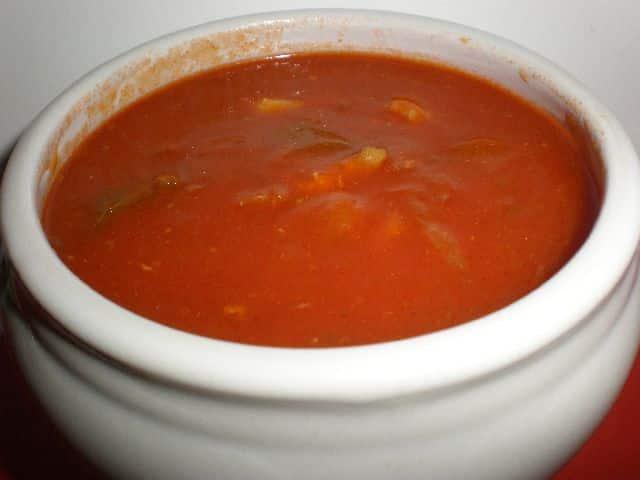 Poner en salsera - Salsa de panceta