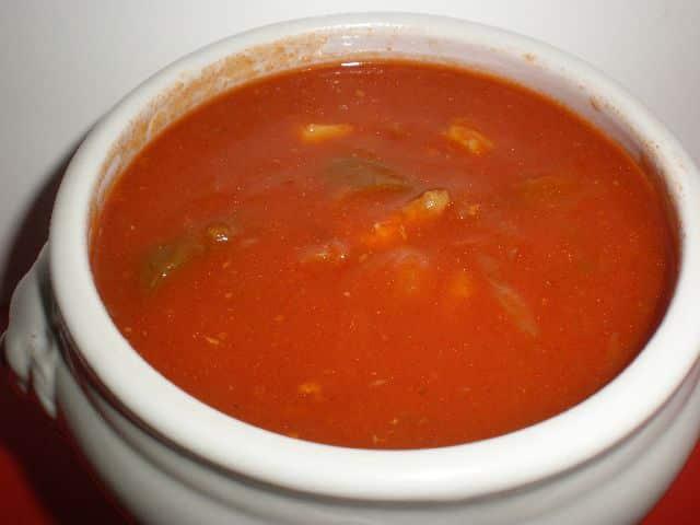 Salsa de panceta 2 - Salsa de panceta