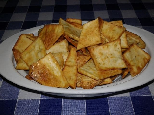 Batatas fritas 2 - Batatas fritas