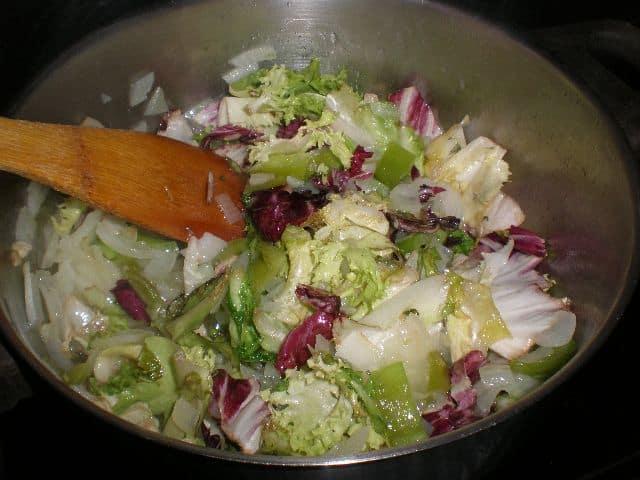 Poche de ensalada