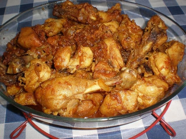 bcf12a472243d7c5b8cc804b4a1e72a8 - ▷ Pollo frito en sofrito 🍗