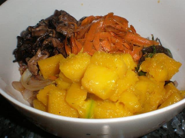 Sacar calabaza - ▷ Fritura de pollo y verdura 🐓