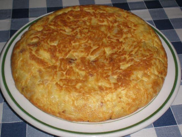 Tortilla aguindillada 1 - Tortilla aguindillada