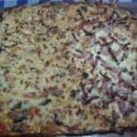 ▷ Pizza de atún y bacón ?