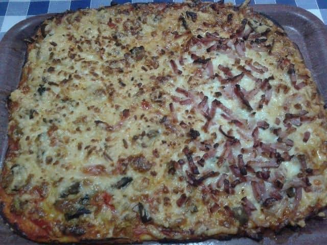 9161a26aaf1549661c201609c94dcbff - ▷ Pizza de atún y bacón ?