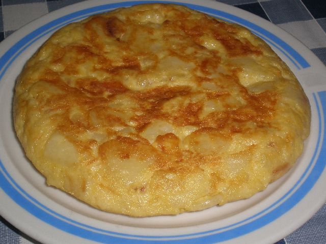 Tortilla al Jerez 2 - Tortilla al Jerez