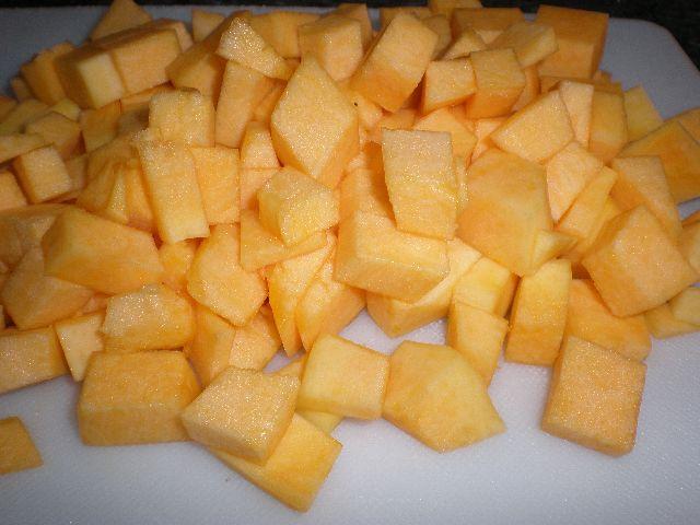 Calabaza en daditos - ▷ Gelatina de crema de calabaza 🍮