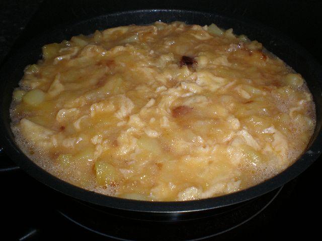 Cuajar tortilla 1 - ▷ Tortilla jugosa 🥚🥚