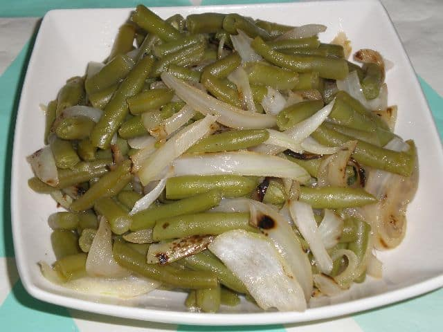 Habichuelas con cebolla 2 - ▷ Habichuelas con cebolla 😋