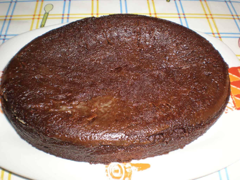 Bizchocho de cacao puro