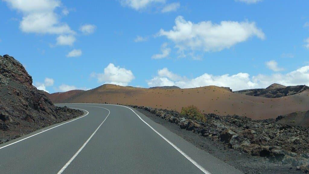Desando la carretera 1
