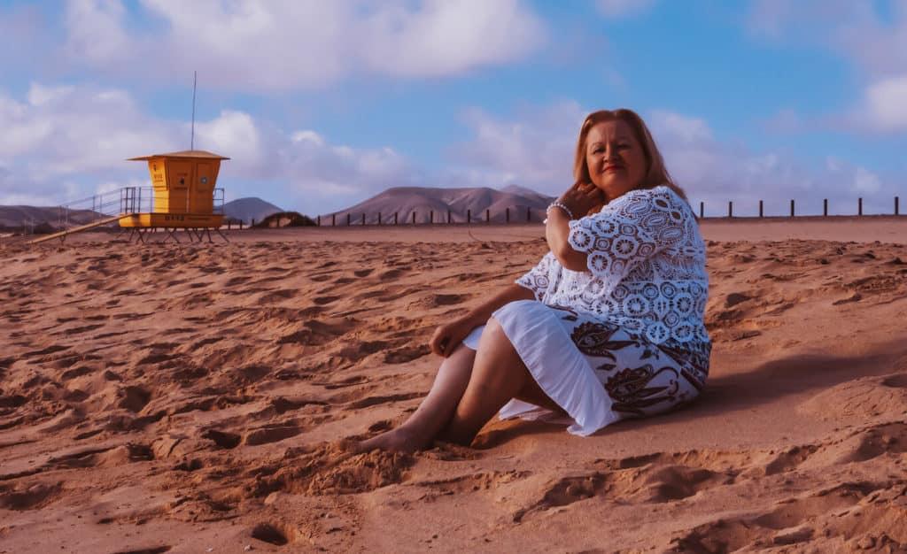 Mila Reyes escritora y cocinillas