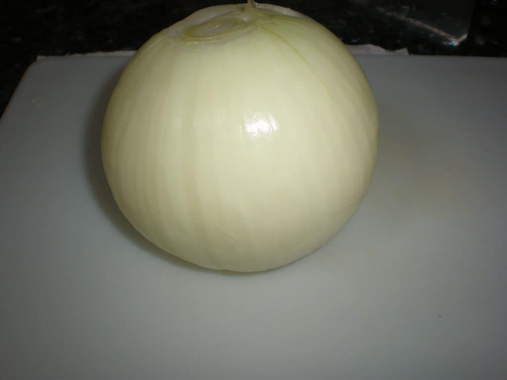 Cebolla entera
