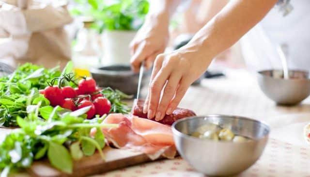 Sigue estos Consejos para cocinar de forma sana