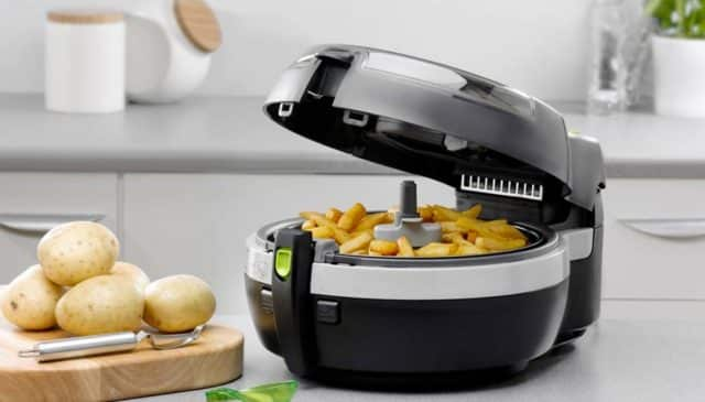 Usar una Freidora de aire es una de las mejores formas Saludables de Cocinar Alimentos