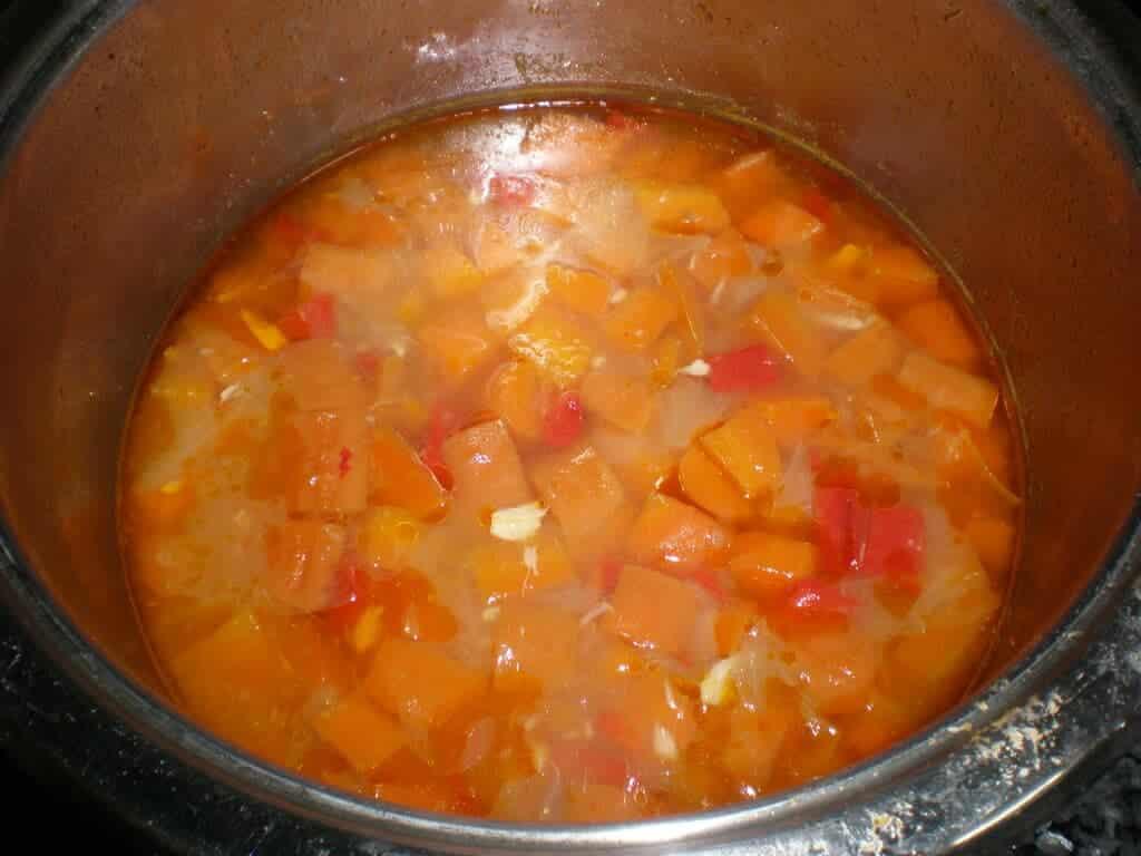 Zanahorias guisadas