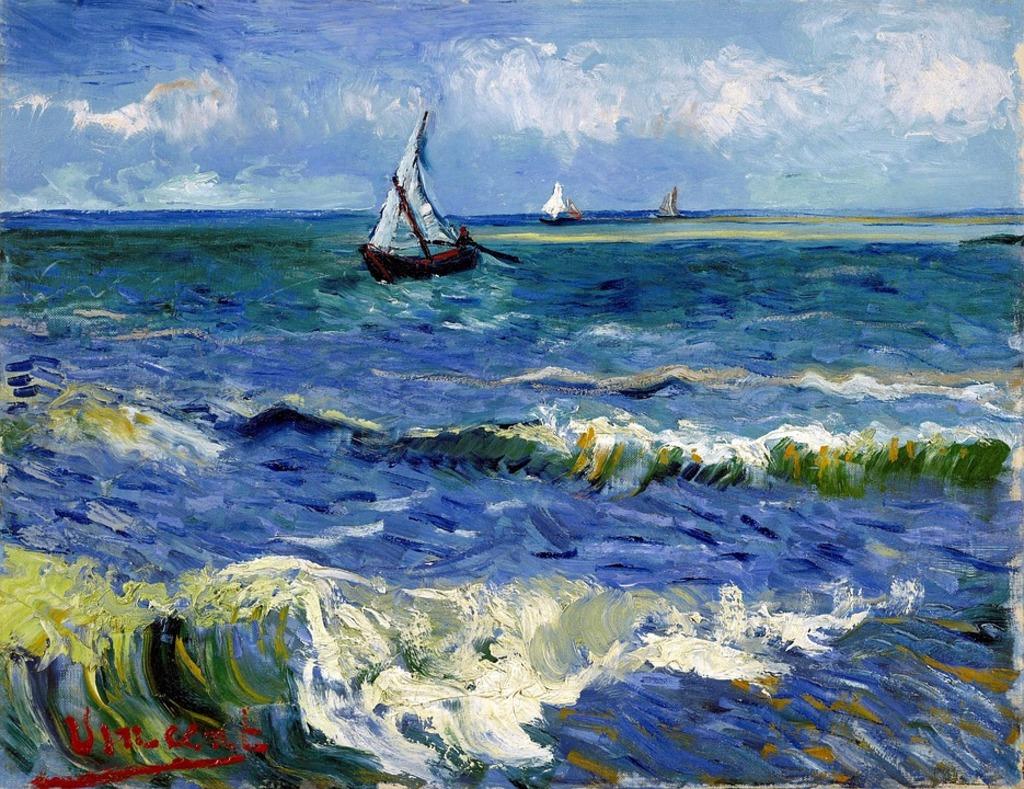 Buscar por el mar
