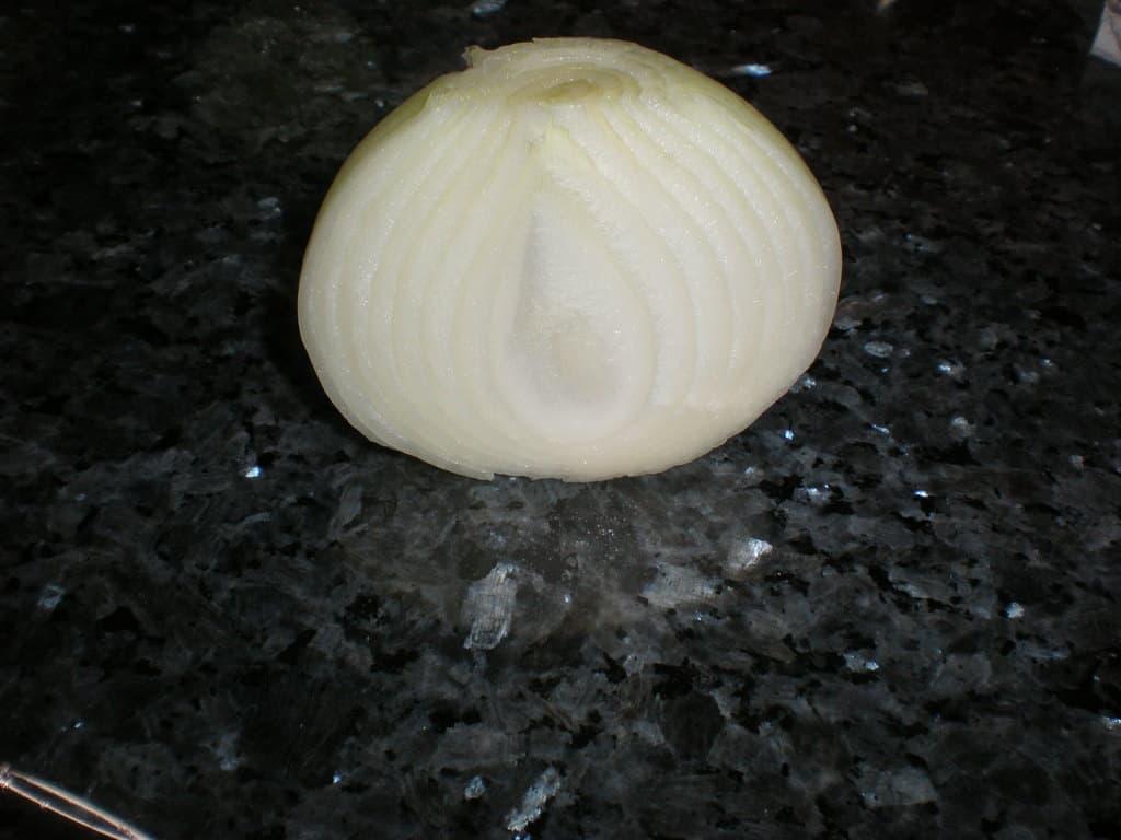 Media cebolla