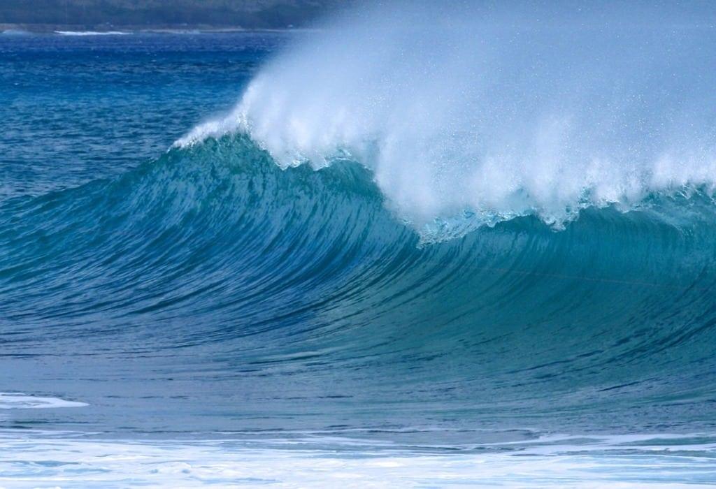 Oda a la ola